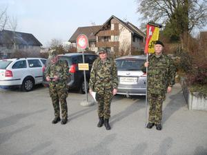 Marschtraining Benken Paul 07