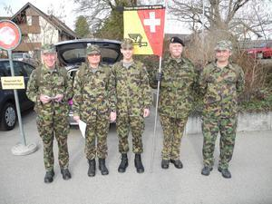 Marschtraining Benken Paul 10