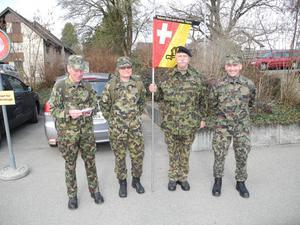 Marschtraining Benken Paul 11